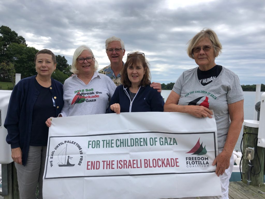 Freedom Flotilla Mary's River Maryland