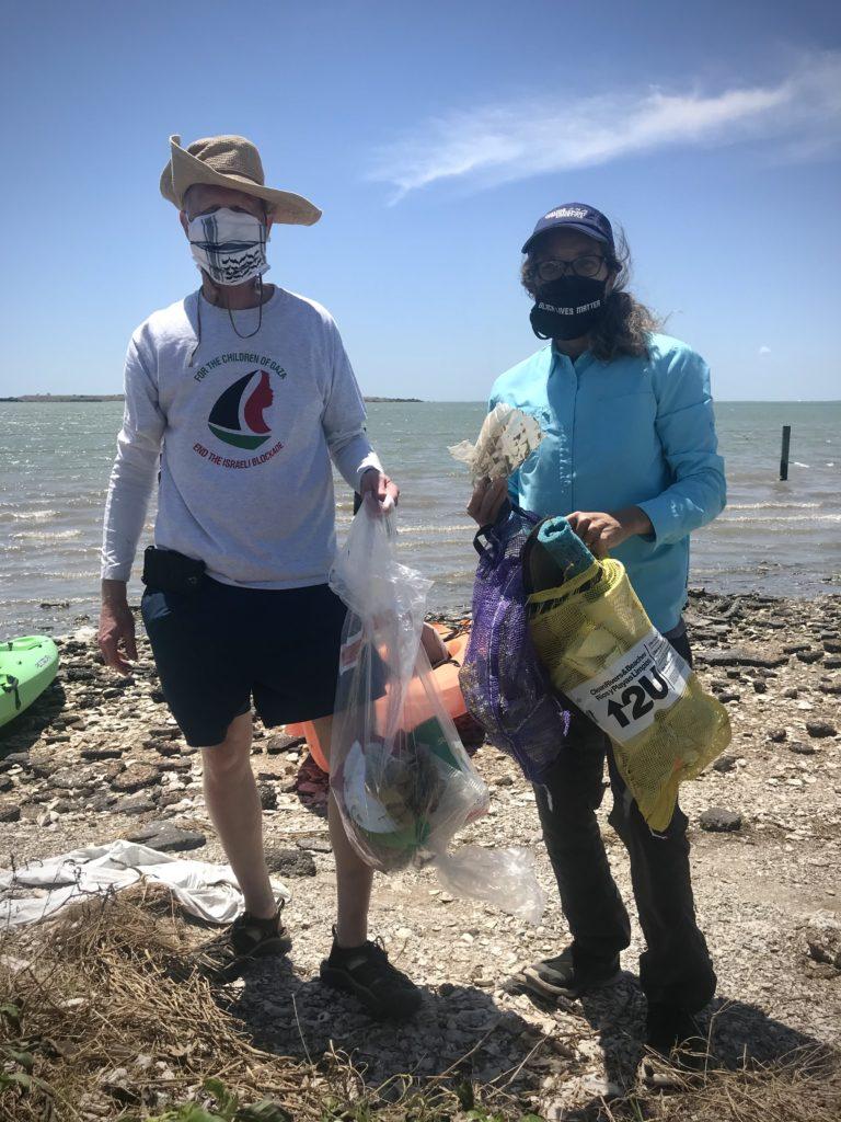 Port Lavaca trash pickup